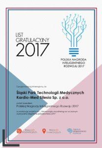 Polska Nagroda Inteligentnego Rozwoju 2017